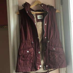 YMI collection vest jacket